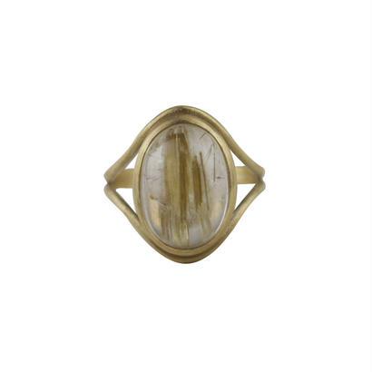 primitive ring(ルチルクォーツ)