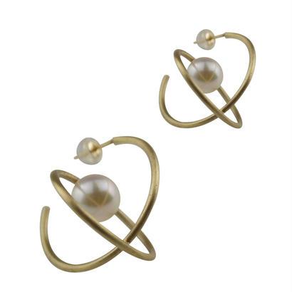 eternal pierced earrings L