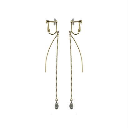 tears earrings(OV)