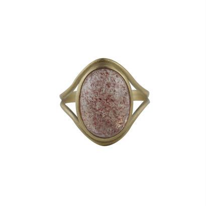 primitive ring (ストロベリークォーツ)