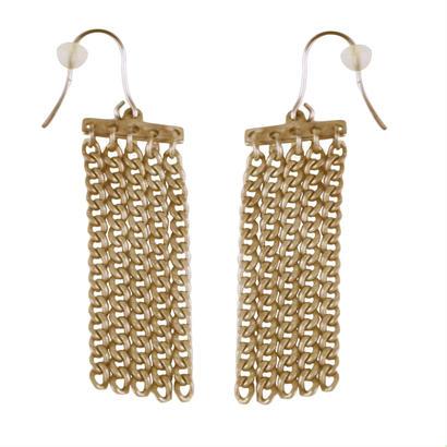 breeze pierced earrings