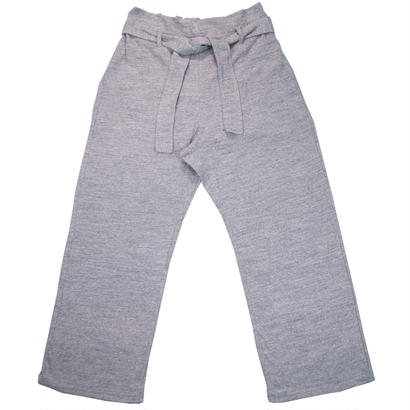 12/- JERSEY EASY PANTS for men -MIX GRAY-