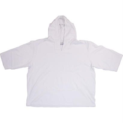 USA JERSEY HOODIE -WHITE-
