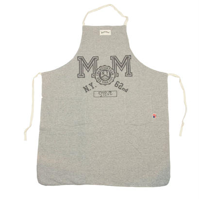 GRAPHIC APRON -MM-
