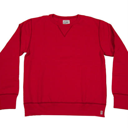 10.5 oz. STANDARD CREW -RED-
