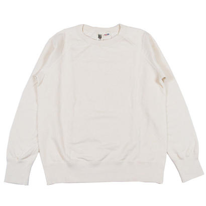 7.5 oz. USA FLEECE RAGLAN SWEAT -NATURAL-