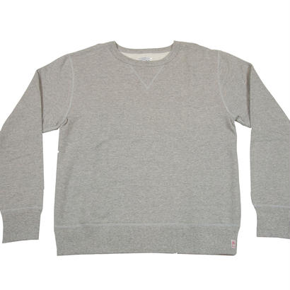 10.5 oz. STANDATD CREW SWEAT -MIX GRAY-