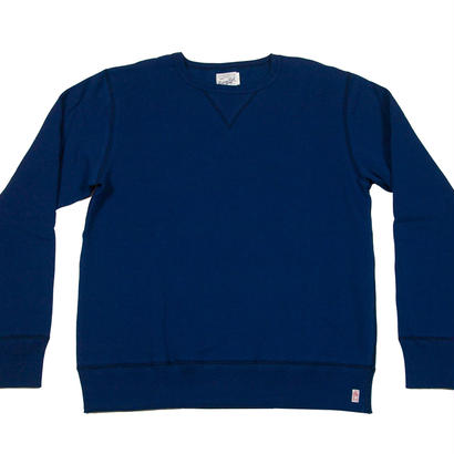 10.5 oz. STANDARD CREW SWEAT -NAVY-