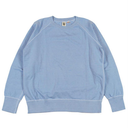 7.5 oz. USA FLEECE RAGLAN SWEAT -SAX-