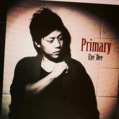 Eye'Dee /Primary《デビューアルバム》