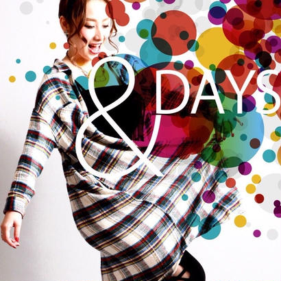 rumi /2nd single「& DAYS」
