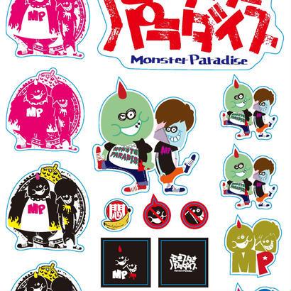 モンスター★パラダイス /ステッカー