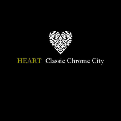 Classic Chrome City /4th Single -HEART-