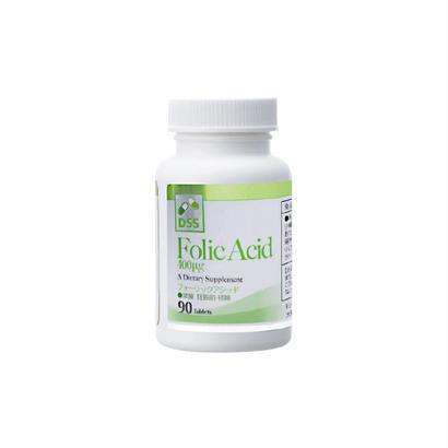[Folic Acid]フォーリックアシッド 葉酸 ~妊娠前~授乳期頃まで 赤ちゃんの発育のために~
