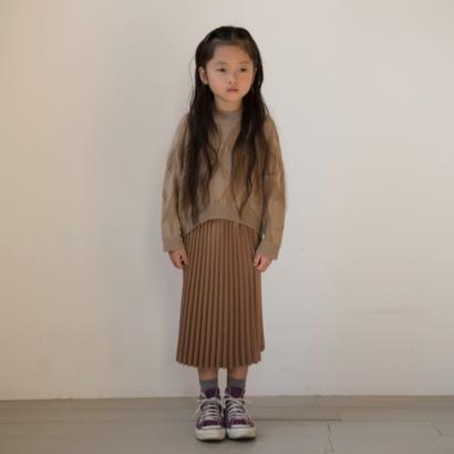 Pleated Skirt  // EAST END HIGHLANDERS