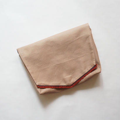 Diaper pouch ( beige ) / in the park original