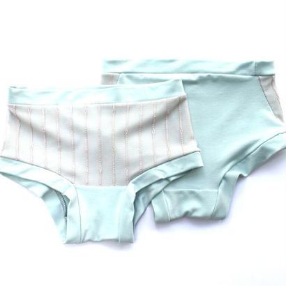 Aqua Lucky Underwear  //  Wolf Industries