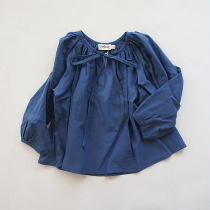 FELINA blouse (blue) / TREE HOUSE
