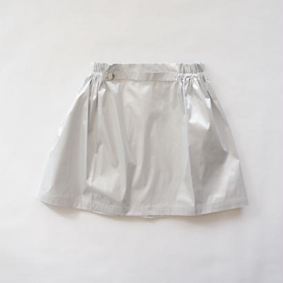SORI skirt (silver) / TREE HOUSE