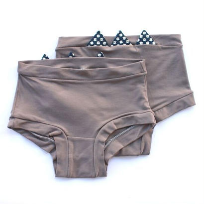 Grey Star Zig Zag Underwear  //  Wolf Industries