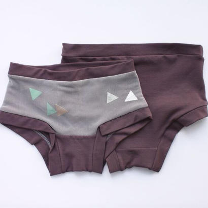 Purple Confetti Underwear  //  Wolf  Industries