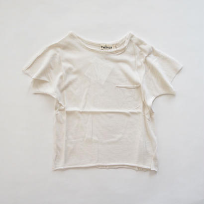 EDO t-shirt (almond milk) / treehouse
