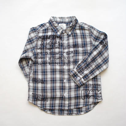 Subway nel shirts // THE PARK SHOP