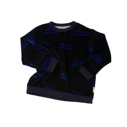 shoo worries sweatshirt  / tinycottons