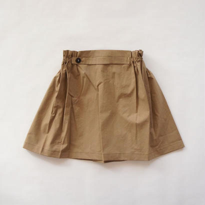 SORI skirt (amber) / TREE HOUSE
