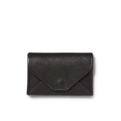 """ LETTER FROM "" Card case S / Black"