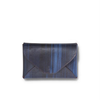""" LETTER FROM "" Card case S / Brush Navy"