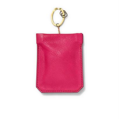 """"""" PAKARI """" Key case / Pink"""
