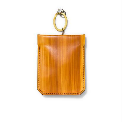 """ PAKARI "" Key case / Brush Wood"