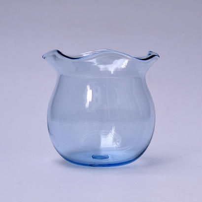 金魚鉢 大 B / Rie Glass Garden