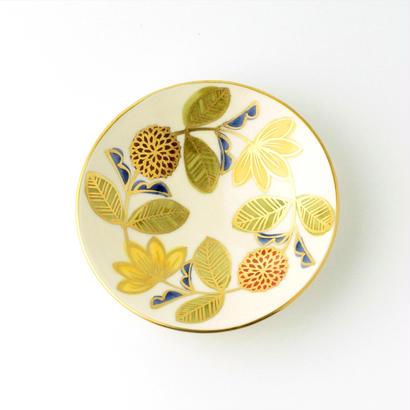 豆皿 花つなぎ / Craft Studio Karakusa  飯野夏実