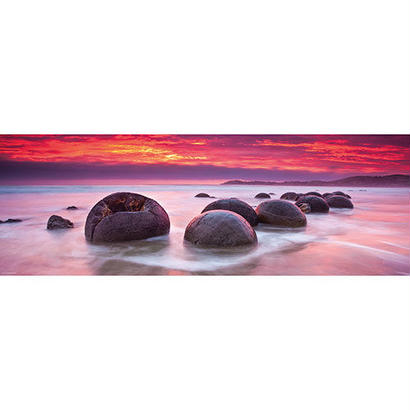 Moeraki Boulders : Ed. Humboldt - 29714