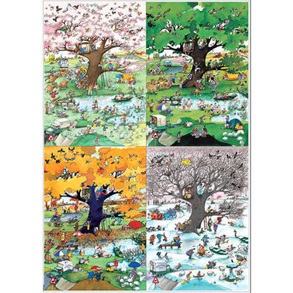 4 Seasons : Roger Blachon - 29340