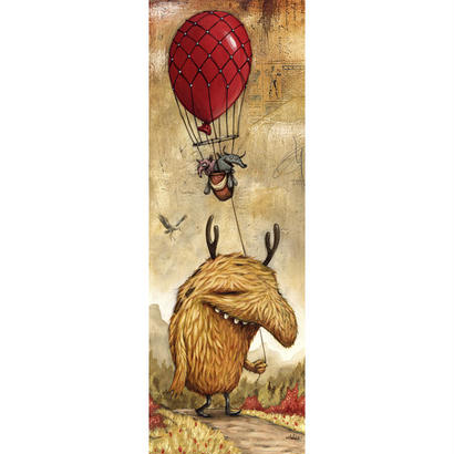 Red Balloon : Zozoville (Mateo Dineen) - 29743
