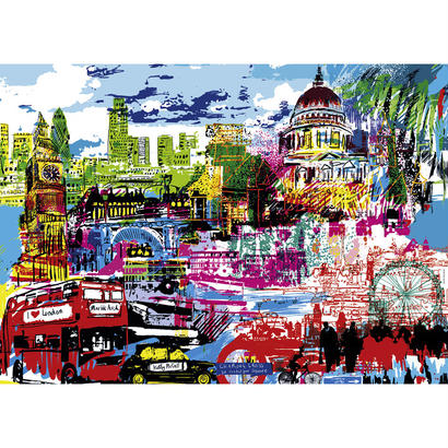 I Love London!  :  Kitty McCall - 29682