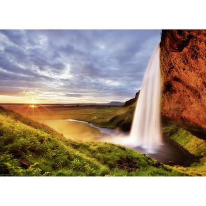 Seljalandsfoss Waterfall : Ed. Humboldt - 29769