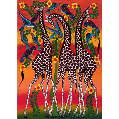 Giraffes : Tinga Tinga - 29426