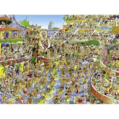 Carnival in Rio : Hugo Prades - 29752