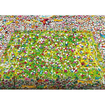 Crazy World Cup : Guillermo Mordillo - 29072