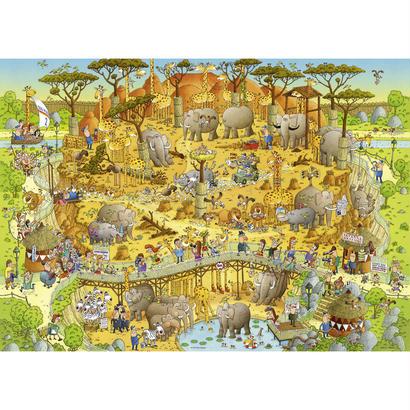 FunkyZoo, African Habitat  :  Marino Degano - 29639