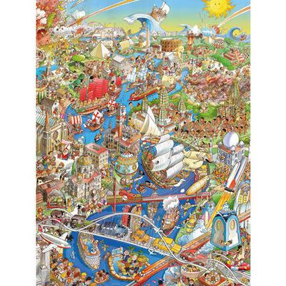 29890  Hugo Prades : History River