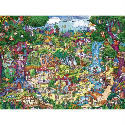 Wonderwoods : Rita Berman - 29792