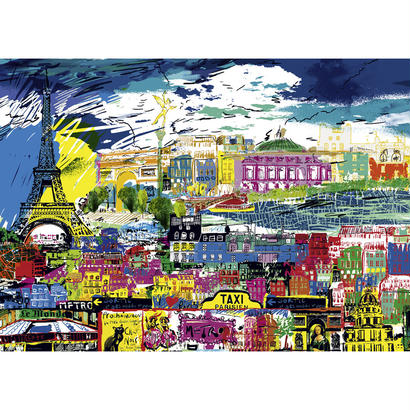 I Love Paris! : Kitty McCall - 29741