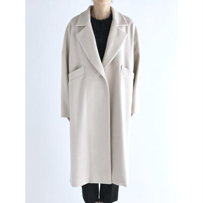 it / LONG CHESTER COAT (PINK)