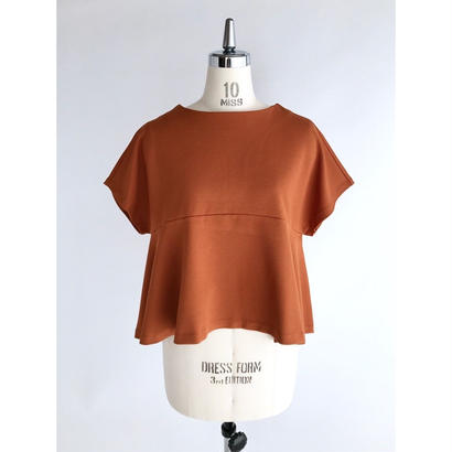 【追加予約】it / MILANO LIB TOPS ( CAMEL )