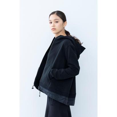 【2018A/W】ドローコードAラインジャケット/ブラック